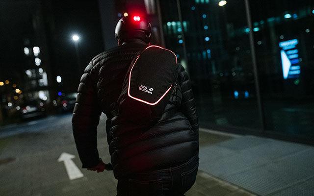 Wyposażenie Plecaki LED OSRAM