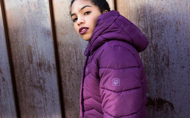 Outdoor Płaszcze