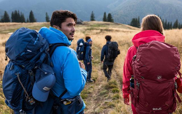 Wyposażenie Plecaki trekkingowe