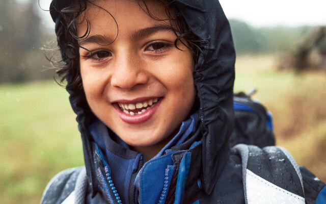 Dzieci Gdy kapie i chlapie – na każdą pogodę