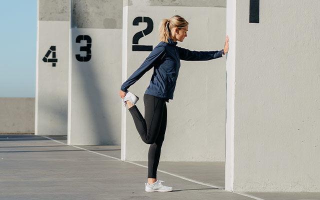 Dla kobiet Fitness pod gołym niebem