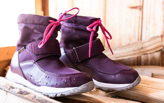 Dzieci Nieprzemakalne buty