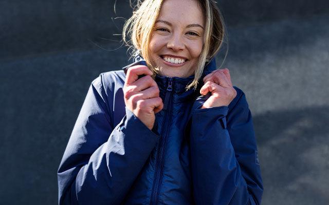 Outdoor Odzież chroniąca przed wiatrem