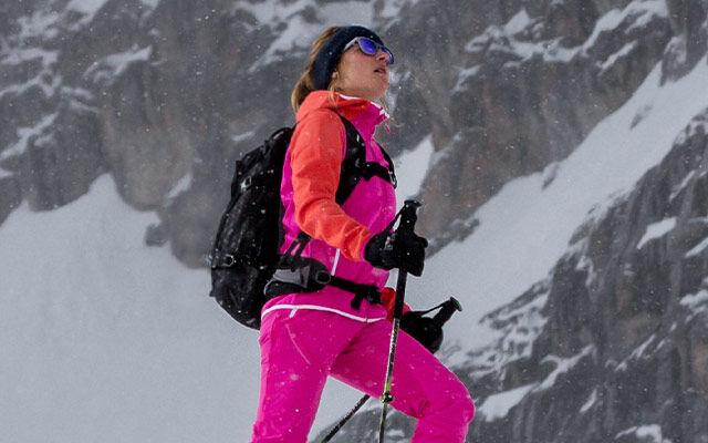 Dla kobiet Sporty górskie
