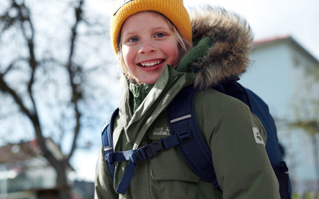 Dzieci Zrównoważone produkty