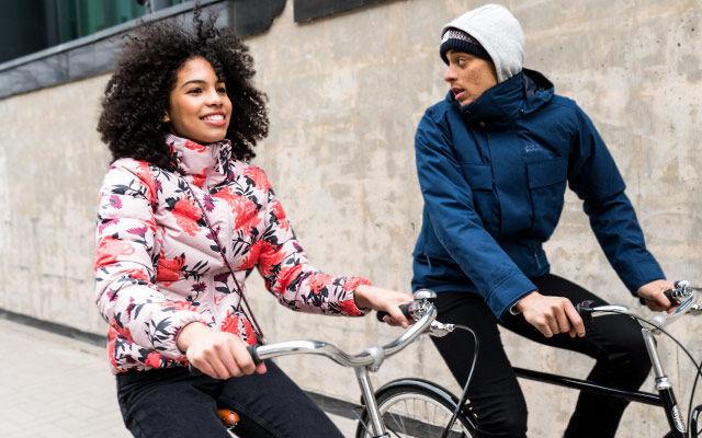 Wyposażenie Jazda na rowerze