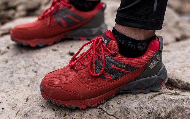 Dla kobiet Nieprzemakalne buty