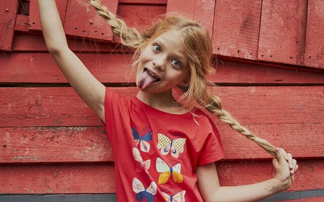 Dzieci Moda letnia