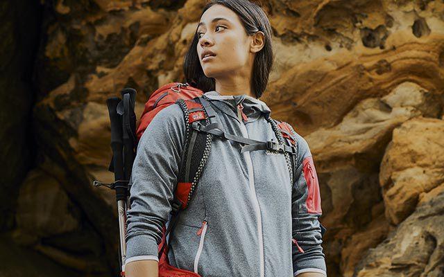 Kobiety Infinite Hike